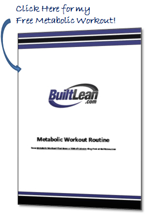 metabolic workout Metabolic Workout That Burns a TON of Calories