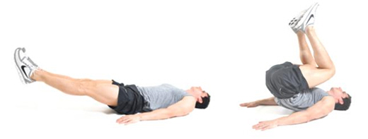 Strengthen Abs Exercises 3