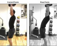 athletic-stance-overhead-dumbbell-press