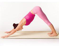 Beginner Yoga For Men NYC Pose #3: Downward Facing Dog