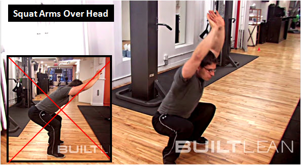 increase squat depth overhead How To Increase Squat Depth