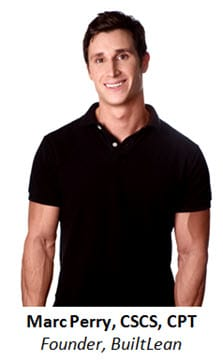 marc perry polo shirt About Builtlean