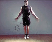 early morning workouts jumprope 5 Tips For Great Early Morning Workouts