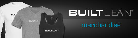 builtlean merchadise 1a BuiltLean Merchandise Now Available!