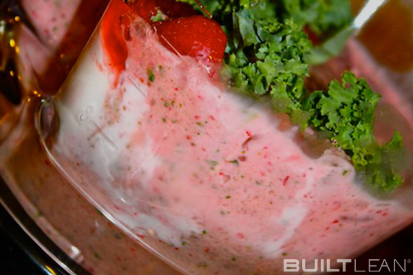 kale smoothie 4 Kale Smoothie Recipe With Strawberries