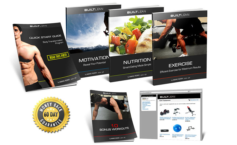 builtlean package 2 BuiltLean Program | 8 Week Workout Plan To Get Lean & Ripped