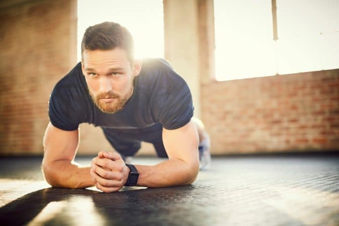 15-Minute Bodyweight Circuit Workout To Burn Fat - BuiltLean