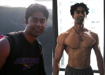 Nick Kumar Before, After