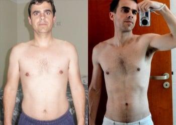 Jairo Molina Before, After