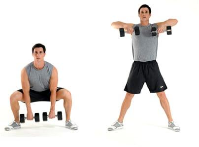 20minute fullbody circuit training workout  builtlean