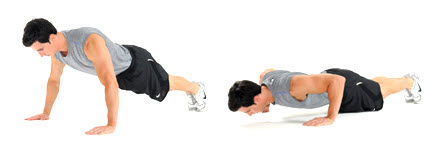 How To Do Proper Pushup Form
