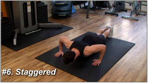 Push Up Variations & Exercises 6