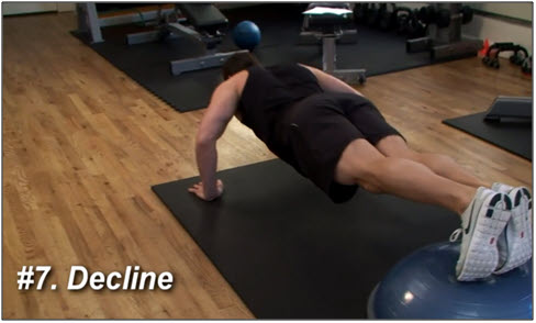 Push Up Variations & Exercises 7