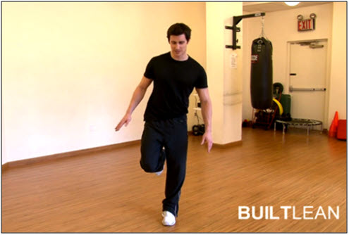 Dynamic Balance Fitness Test #5