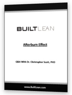 Afterburn Effect of Exercise