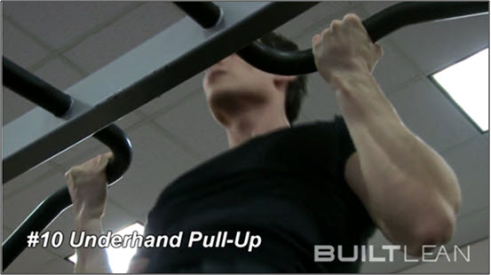 Best Pull Up Variations & Exercises #10