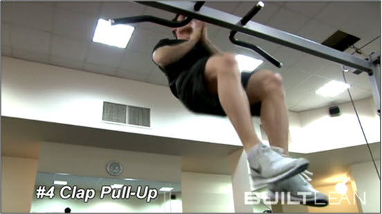 top 10 pull-up variations: which exercises can you do?, Muscles