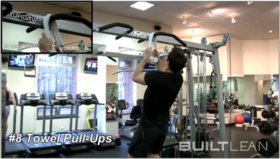 Best Pull Up Variations & Exercises #8