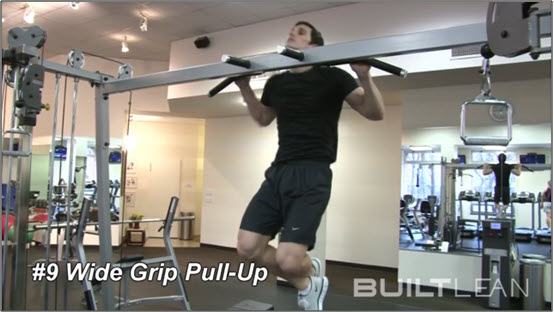 Best Pull Up Variations & Exercises #9
