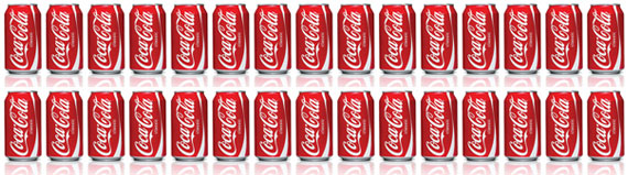 1 Can of Coke/Day For A Month (30 Cans)