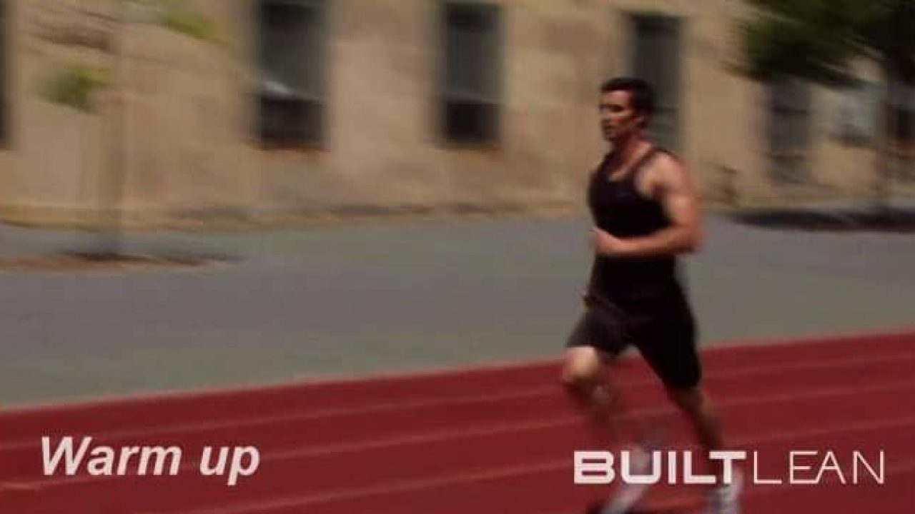 Interval Training Sprint Workout For Fat Loss - BuiltLean
