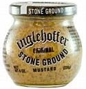 Rustic-gourmet stone ground mustard