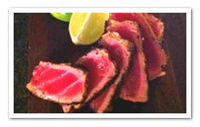 Seared Tuna Steak Cooking Directions