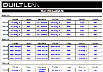Spartan Race Training Plan Workout How To Prepare
