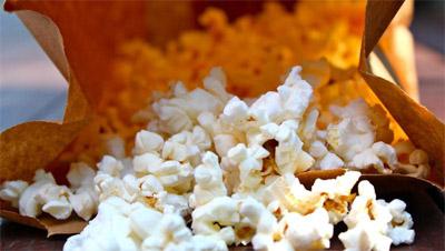 Paper Bag Popcorn Recipe