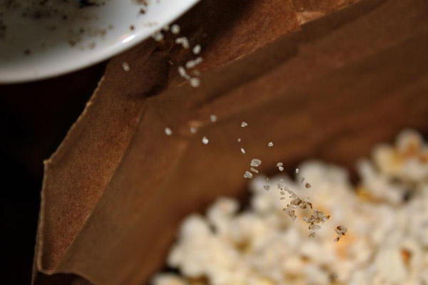 Paper Bag Popcorn Recipe Ready In 1 Minute