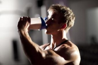 Protein to build muscle