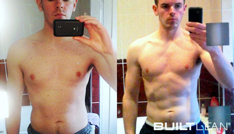 Builtlean Review Dan Transformed His Body In 8 Weeks