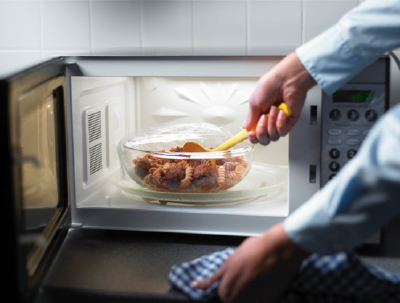 How Exactly Does A Microwave Cook Your Food