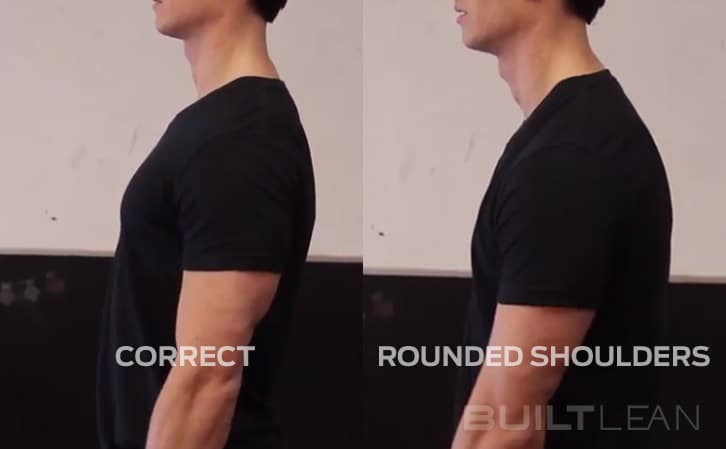 How To Improve Your Posture in 5-Seconds - BuiltLean