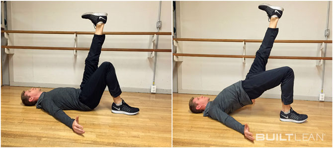 Single-Leg Glute-Bridge