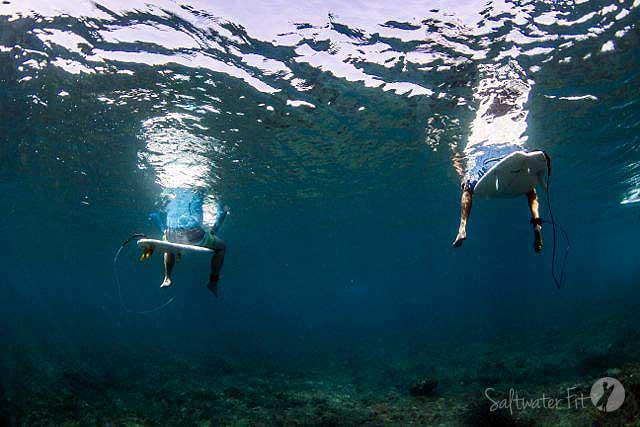 Fitness Motivation Surfing