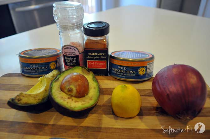 healthy-tuna-salad-ingredients