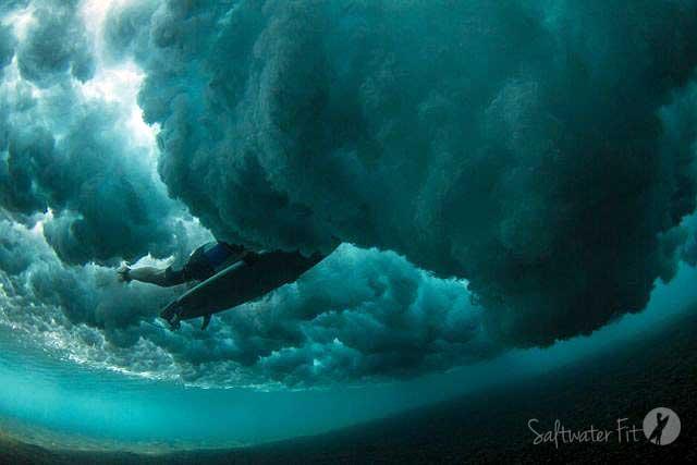 Surfing Fitness Motivation