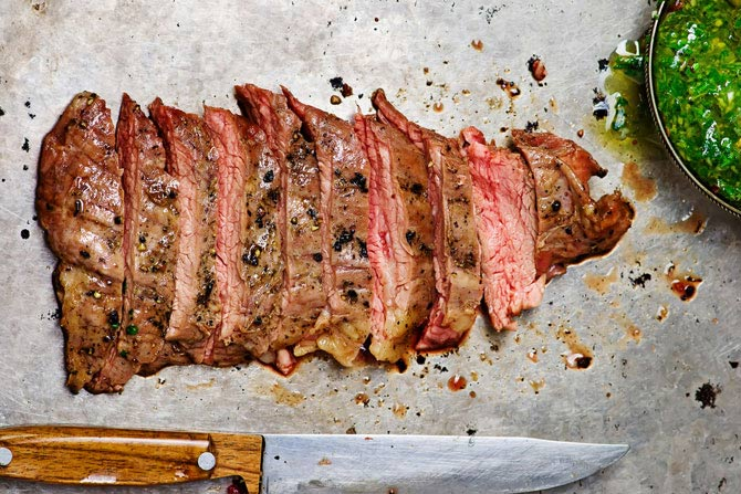 Flank-Steak-Cooked