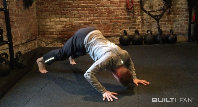 Bomber-Push-Up
