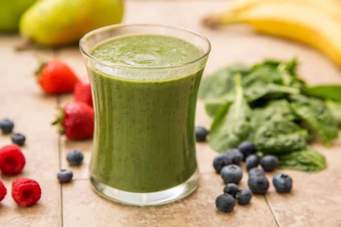 green-shake
