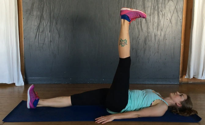 active-straight-leg-raise