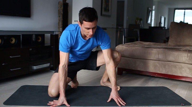 Squat Hip Flexibility
