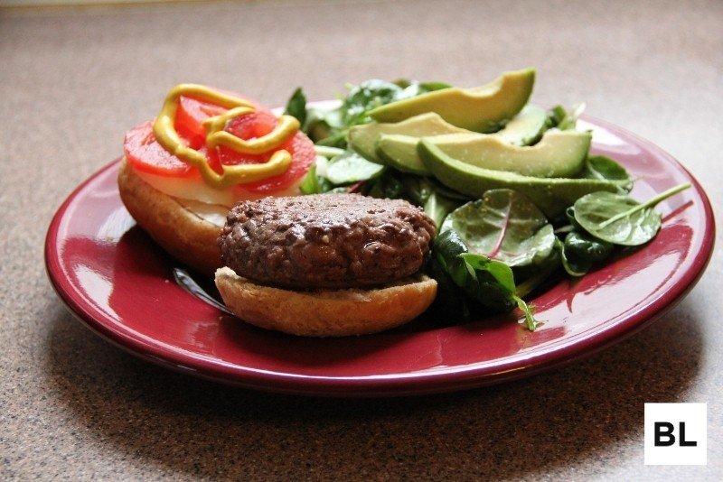 BuiltLean Burger