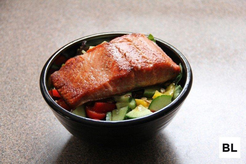 BuiltLean Salad