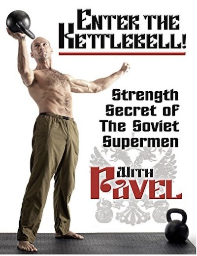 Enter the Kettlebell Book Cover